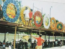 Wesak celebrations projects during Rev. Khemara  time as resident monk