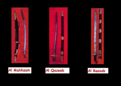 Blessed Sword Of Rasulullah S.A.W (3)