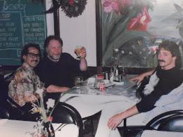 Bud And Mike At Jungle Joe's On Danfort Avenue Toronto Canada