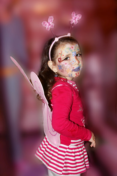 Gloria la aniversarea varstei de 4 ani
