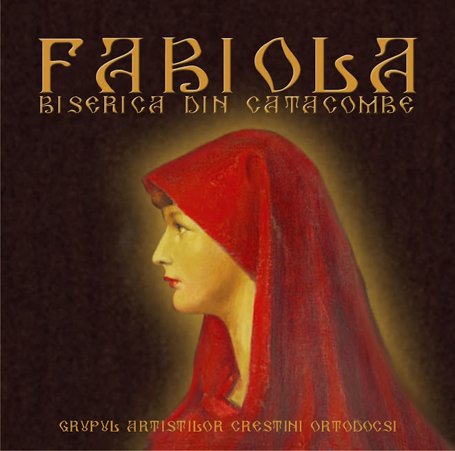 FABIOLA - BISERICA DIN CATACOMBE (carte audio)