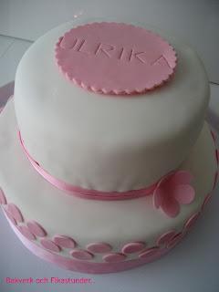 30 års tårta