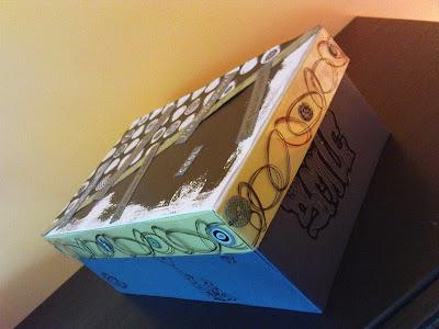 Scaploisirs le blog la boite chaussures ado by st phanie - La boite aux chaussures ...