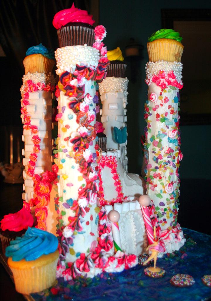 Candyland Castle Cake | www.pixshark.com - Images ...