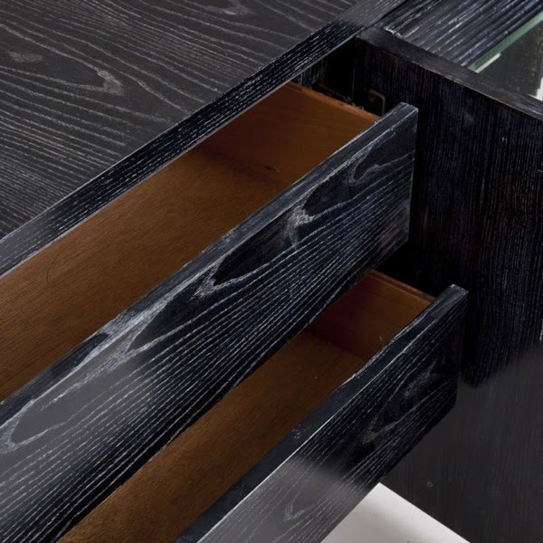 The Ornamentalist Ebony Limed Oak Step By Step