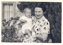 With Grandmother Rudberg Wolens