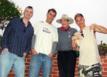 Marc Geller, Kevin Lyons, Adam, Jamie Roper