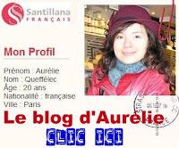 LE BLOG D'AURÉLIE