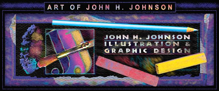 Art of John H. Johnson