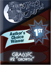 Moon Topples Great Big Awesome (short) Fiction Contest - Click here to read my entry!