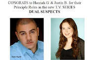 DUAL SUSPECTS T.V. SERIES. Posted by Just Canadian Talent at 11:24 AM