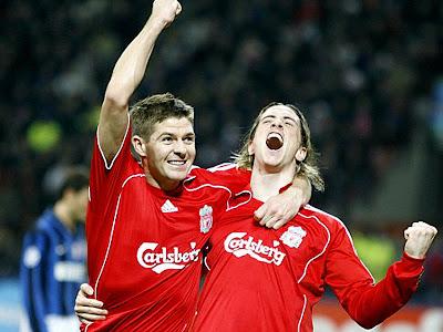 Liverpool skipper Steven