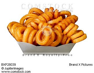 curly fries fun