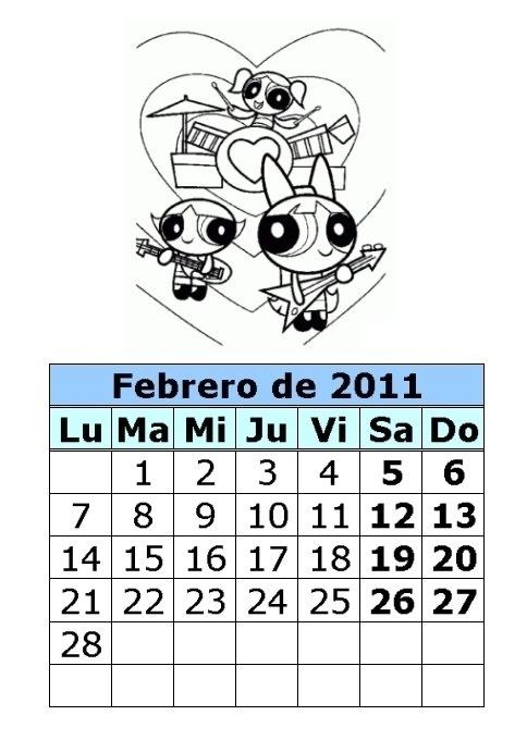 calendario 2011 para imprimir. CALENDARIO 2011 PARA IMPRIMIR