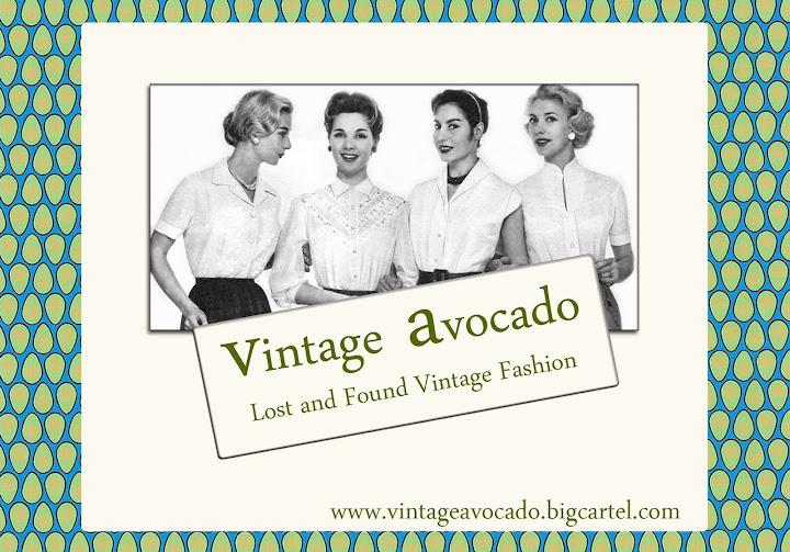 Vintage Avocado