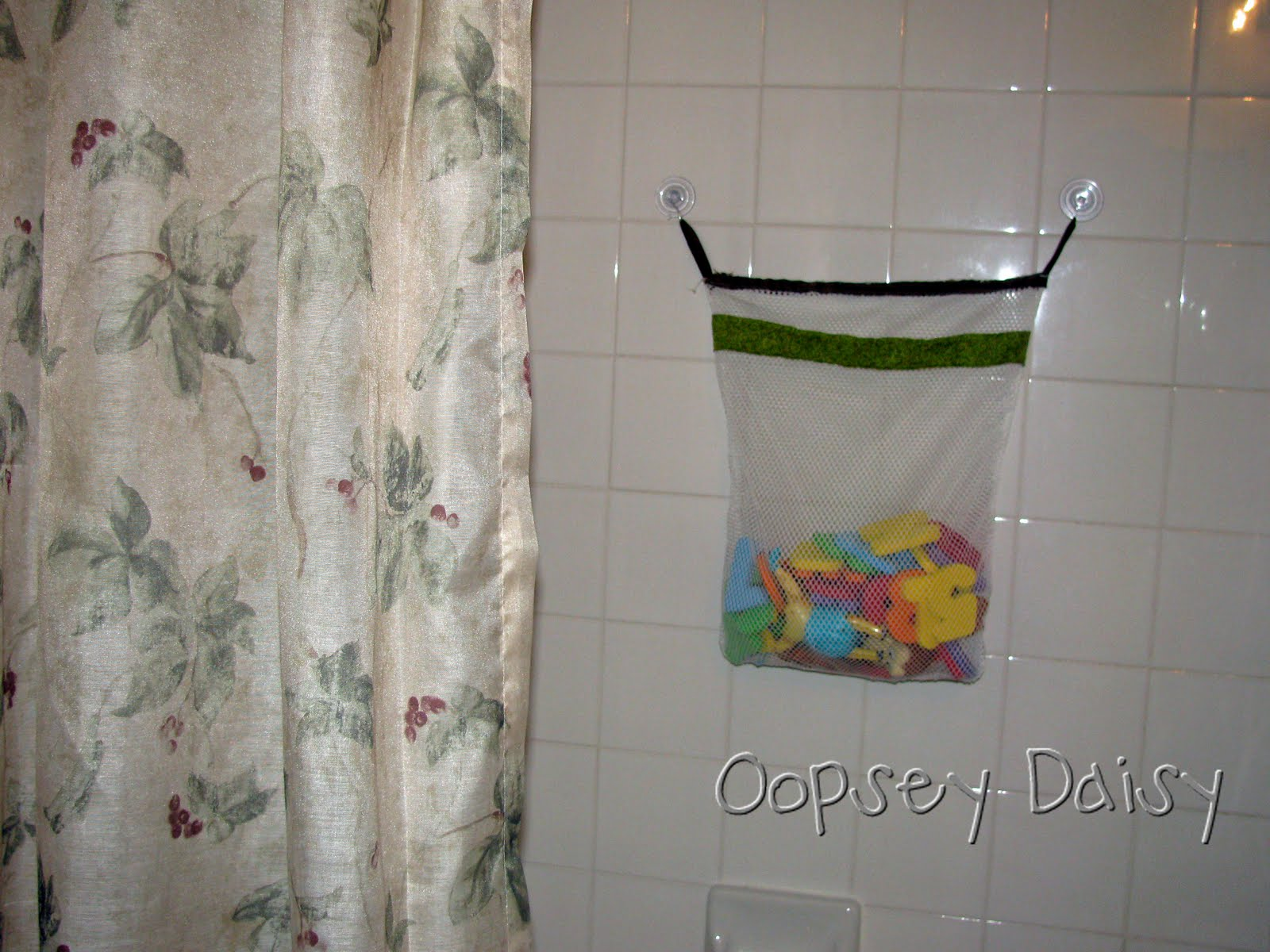 Bath Toy Bag | Oopsey Daisy
