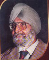 homage to santokh singh dheer, eminent punjabi writer,left thinker