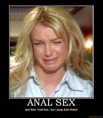 ... clip of a republican whack job describing the filthiness of anal sex, ...