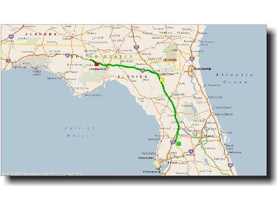 Roving Reports by Doug P 0408 Lake City to Tallahassee Florida