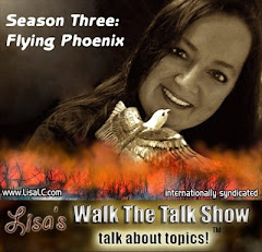 Lisa's Walk The Talk Show