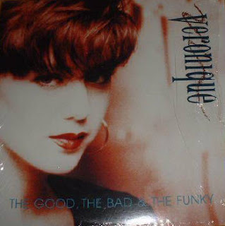 Cover Album of veronique  the good the bad & the funky 1991