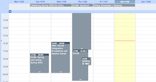 Competence Calendar