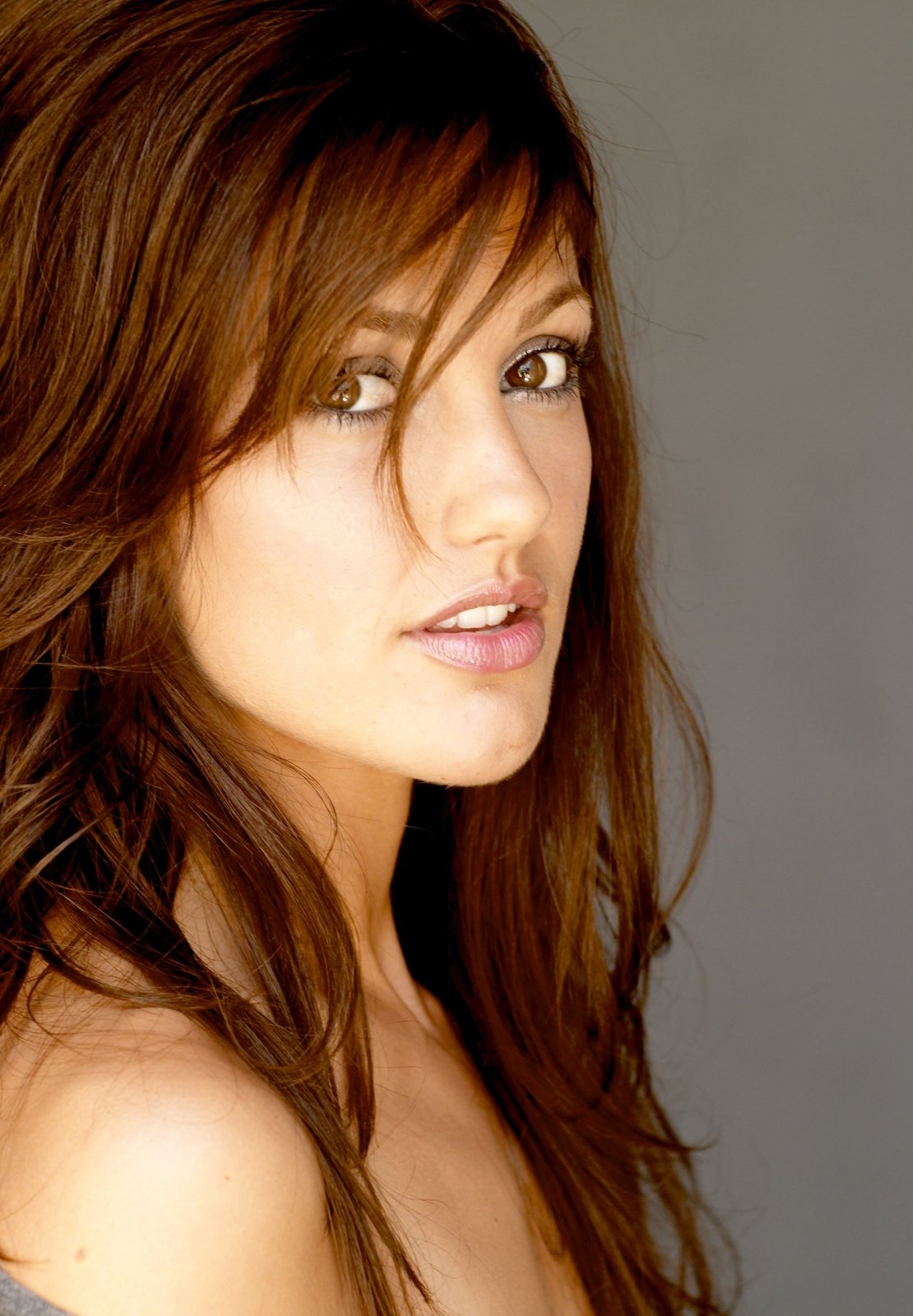 She is beautiful women with great talent. Minka Kelly Hot