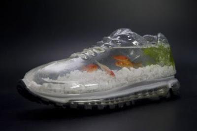 Aquarium-Schuh 1