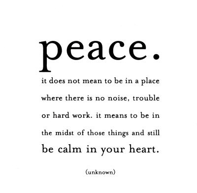 Study PEACE via Mrs Terrigno s