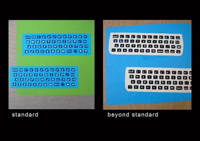 standard and beyond standard