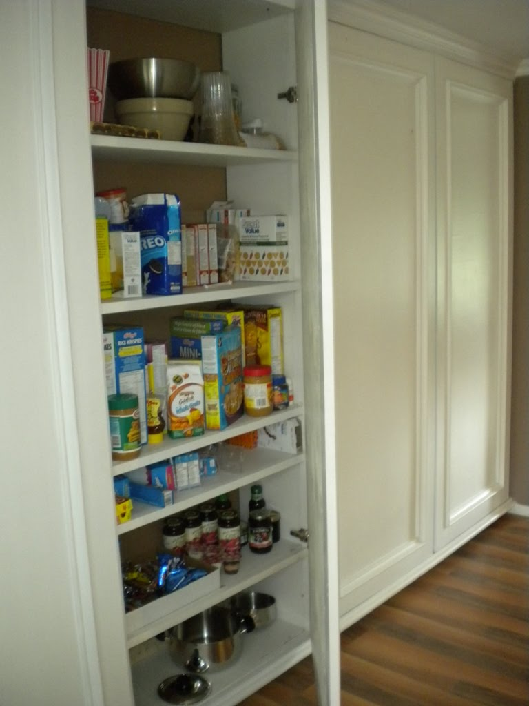 Creative Home Solutions Floor To Ceiling Pantry