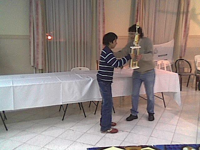 Campeón Provincial 2007