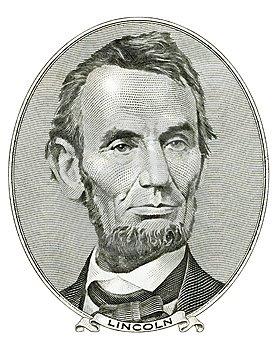 Abraham Lincoln , inspirador de Barack Obama