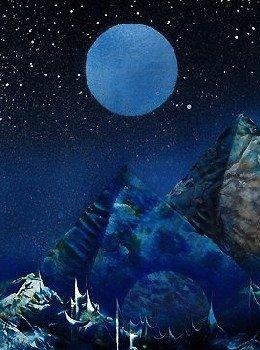 A lua e o recado poetico do Legiao Urbana