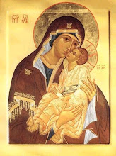 "The Mother of God ""Sweet Kissing"" or ""Loving Kindness"""