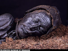 Tollund Man, from Jutland