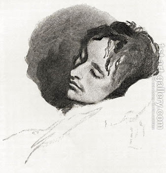 Keats, by Joseph Severn