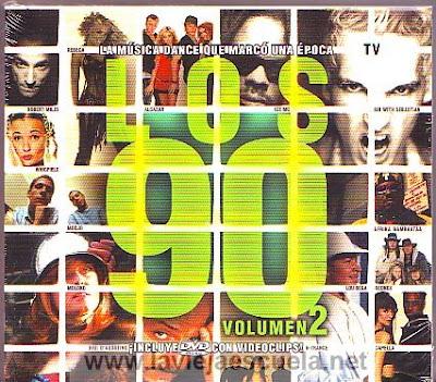 10 mejores canciones de los 90: