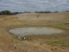 Água no barreiro III