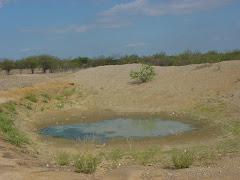 Água no barreiro II
