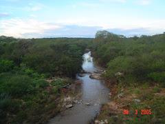 Água de chuva na caatinga IV