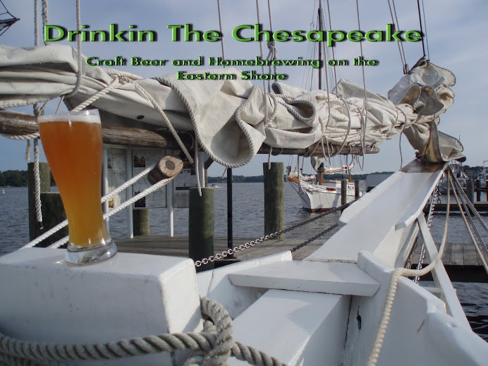 Drinking the Chesapeake
