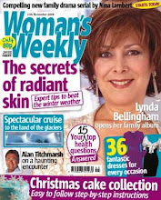 Christmas Cakes Issue  for Woman's Weekly 2008