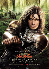 873-Narnia Günlükleri - Prens Kaspiyan 2008 Türkçe Dublaj DVDRip