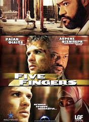 1012-Five Fingers - Beş Parmak 2006 Türkçe Dublaj DVDRip