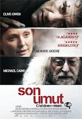 1167-Children Of Men - Son Umut 2006 Türkçe Dublaj DVDRip