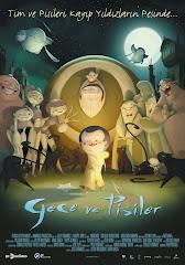 1193-Gece ve Pisiler - Nocturna 2008 Türkçe Dublaj DVDRip