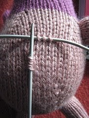 Pick Up Stitches Knitting Knit Witch : Knitting in Circles by bjfromnv: Picking Up Stitches