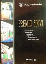 PREMIO 500VL, Editorial Viernes Literarios,