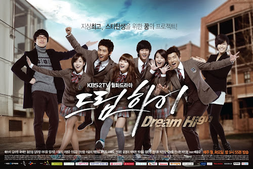 Dream High Season 1 Kembali Tayang di Indosiar